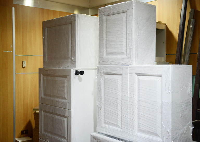 Calandrelli mobili su misura in campania cucine su misura