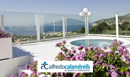 Restyling della pavimentazione per Villa Oriana Relais